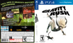 Gravity Rush Remastered (2016) PS4 USA Cover
