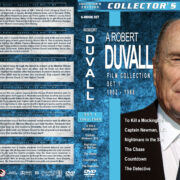 Robert Duvall Film Collection – Set 1 (1962-1968) R1 Custom Covers