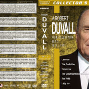 Robert Duvall Film Collection – Set 3 (1971-1973) R1 Custom Covers