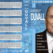Robert Duvall Film Collection – Set 4 (1973-1976) R1 Custom Covers