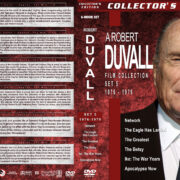 Robert Duvall Film Collection – Set 5 (1976-1979) R1 Custom Covers