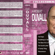 Robert Duvall Film Collection – Set 10 (1994-1996) R1 Custom Covers