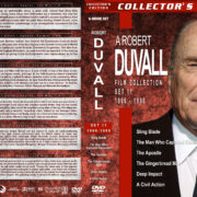 Robert Duvall Film Collection – Set 11 (1996-1998) R1 Custom Covers