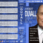 Robert Duvall Film Collection – Set 12 (2000-2003) R1 Custom Covers