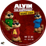 Alvin and the Chipmunks: Road Chip (2015) R1 Custom Labels