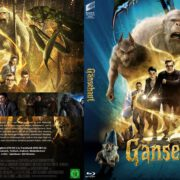 Gänsehaut (2015) R2 German Custom Blu-Ray Cover & Label