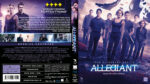 The Divergent Allegiant (2016) R2 Blu-Ray Swedish Cover