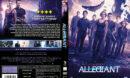 The Divergent Allegiant (2016) R2 DVD Swedish Cover