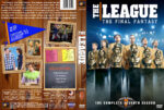 The League – Season 7 (2015) R1 Custom Cover