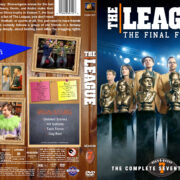 The League - Season 7 (2015) R1 Custom Cover