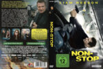 Non-Stop (2014) R2 German Custom Cover & label