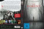 The Forest (2016) R2 German Custom Cover & label