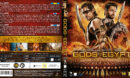 Gods Of Egypt (2016) R2 Blu-Ray Nordic Cover