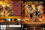Gods Of Egypt (2016) R2 DVD Nordic Cover