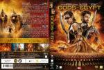 Gods Of Egypt (2016) R2 DVD Nordic Cover