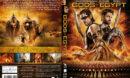 Gods Of Egypt (2016) R2 DVD Swedish Cover