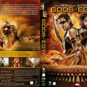 Gods Of Egypt (2016) R2 DVD Swedish Cover