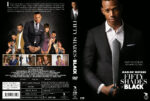 Fifty Shades of Black (2016) R2 DVD Swedish Cover
