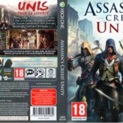 Assassin's Creed Unity Special Edition (2014) XBOX ONE France Cover