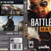Battlefield Hardline (2015) XBOX ONE USA Cover