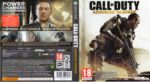 Call Of Duty Avanced Warfare (2014) XBOX ONE France Cover