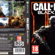 Call of Duty Black Ops 3 (2015) XBOX ONE USA Cover