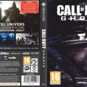 Call of Duty Ghosts (2013) XBOX ONE France Cover