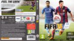 FIFA 15 (2014) XBOX ONE France Cover