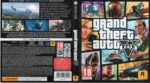 Grand Theft Auto V (2014) XBOX ONE France Cover