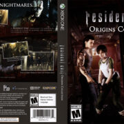 Resident Evil Origins Collection (2016) XBOX ONE USA Cover