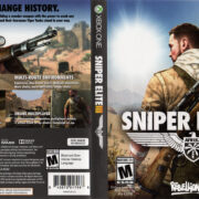 Sniper Elite 3 (2014) XBOX ONE USA Cover