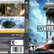 Star Wars Battlefront (2015) XBOX ONE USA Cover