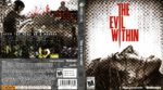 The Evil Within (2014) XBOX ONE USA Cover
