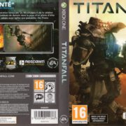Titanfall (2014) XBOX ONE France Cover