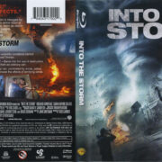 Into The Storm (2014) R1 Blu-Ray Cover & labels