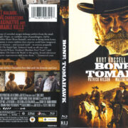 Bone Tomahawk (2015) R1 Blu-Ray Cover & label