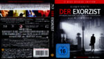 Der Exorzist (1973 & 2000) R2 German Blu-Ray Cover & labels
