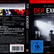Der Exorzist (1973 & 2000) R2 German Blu-Ray Cover & labels