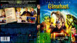 Gänsehaut (2015) R2 German Blu-Ray Cover & label
