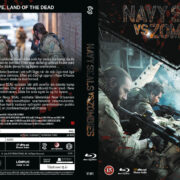 Navy Seals vs. Zombies (2015) R2 Blu-Ray Nordic Cover