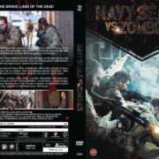 Navy Seals vs. Zombies (2015) R2 DVD Nordic Cover