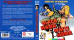 Black Mama, White Mama (1973) R2 Blu-Ray Cover & Label