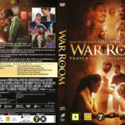 War Room (2015) R2 DVD Nordic Cover