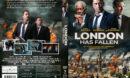 London Has Fallen (2016) R2 DVD Swedish Cover