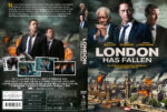 London Has Fallen (2016) R2 DVD Swedish Cover