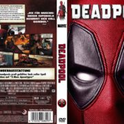Deadpool (2016) R2 GERMAN Cover