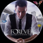 Forever: Staffel 1 (2014) R2 German Custom Labels