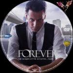 Forever: Staffel 1 (2014) R2 German Custom Labels