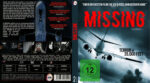 Missing (2013) R2 German Custom Blu-Ray Cover & label