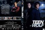 Teen Wolf: Staffel 1 (2011) R2 German Custom Cover